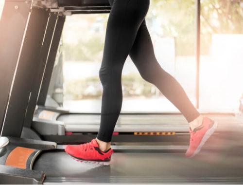 Benefits of Treadmill Walking