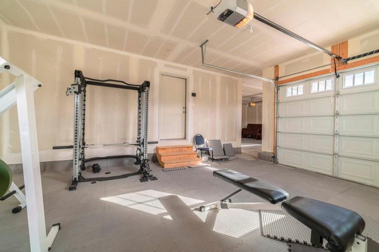 Cool Design Ideas for you Garage Gym
