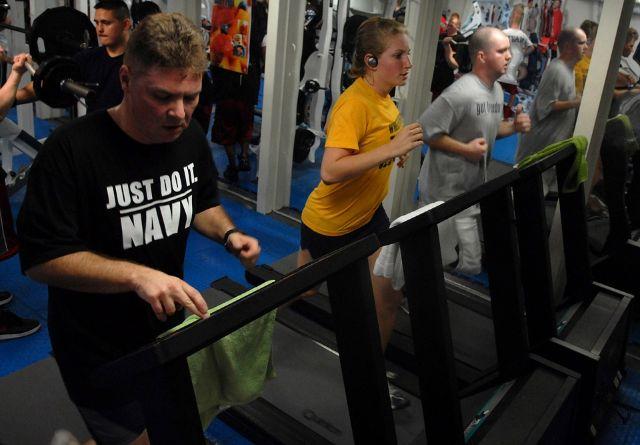 Treadmills are convenient