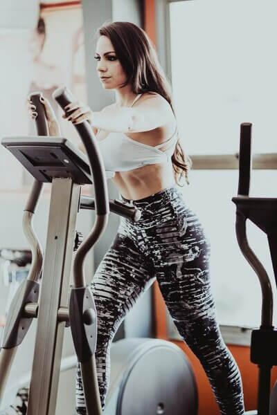 Elliptical as a full-body workout