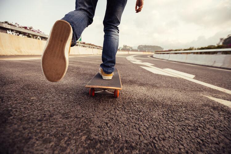 Health Benefits Of Skateboarding