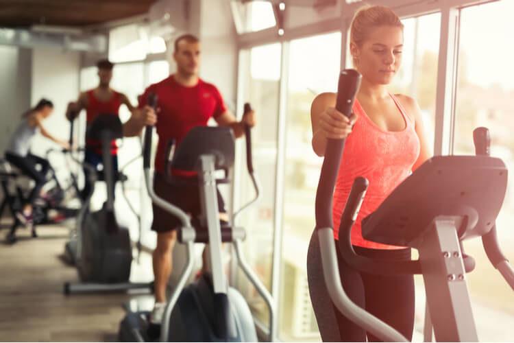 Health Benefits of an Elliptical Workout